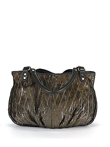 Sondra Roberts  Leather Shoulder Bag One Size