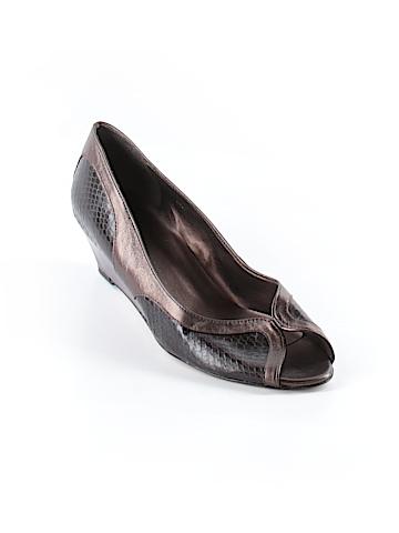 VanEli Wedges Size 11 1/2