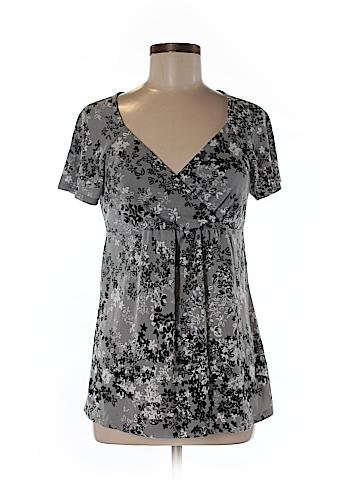 Merona Short Sleeve Top Size M