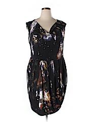 Calvin Klein Casual Dress Size 16 W (Plus)