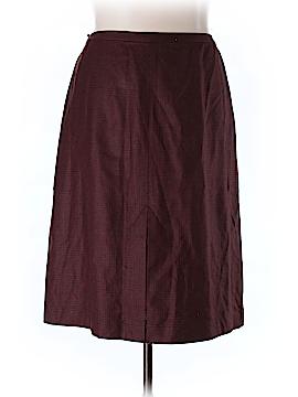 Linda Allard Ellen Tracy Wool Skirt Size 18 (Plus)