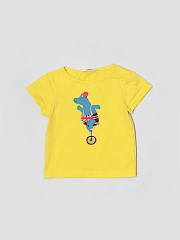 Baby Boden Short Sleeve T-Shirt Size 0-3 mo