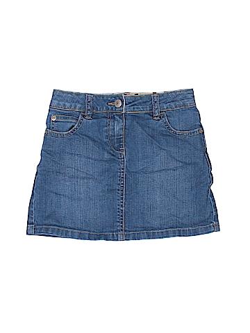 Mini Boden Denim Skirt Size 6/7