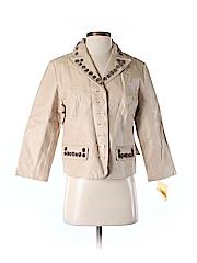 Bagatelle Women Faux Leather Jacket Size 8