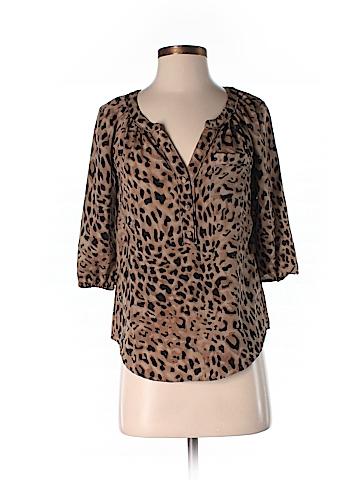 Ann Taylor LOFT 3/4 Sleeve Blouse Size XXS (Petite)