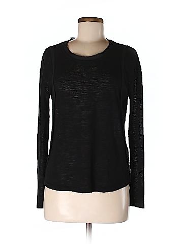 Ro & De Women Long Sleeve T-Shirt Size S