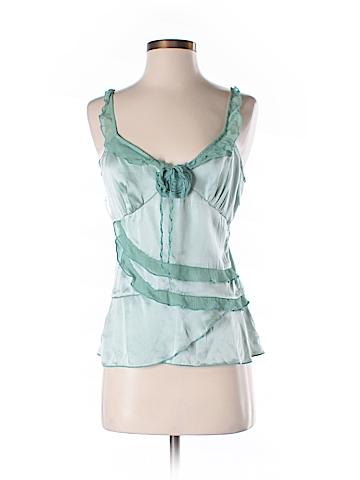 Free People Sleeveless Silk Top Size 4