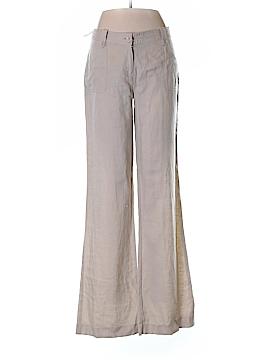 Guess Linen Pants 27 Waist