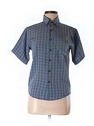 Arrow Short Sleeve Blouse Size M