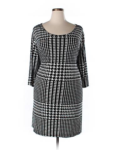 Daisy Fuentes  Casual Dress Size 3X (Plus)