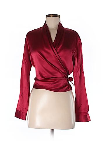 Talbots Silk Cardigan Size 6