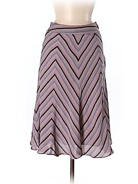 Jones New York Silk Skirt Size 2 (Petite)