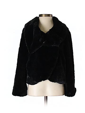 Echo Faux Fur Jacket Size Sm - Med