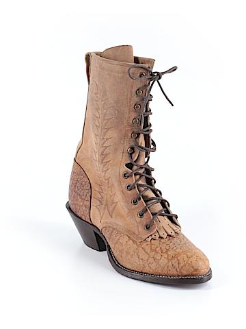 Tony Lama Boots Size 8 1/2