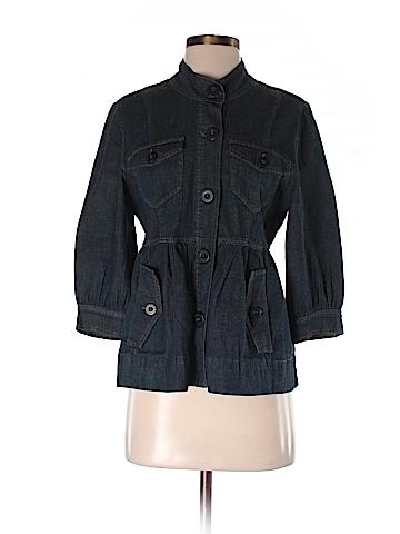 Bandolino Blu Women Denim Jacket Size S