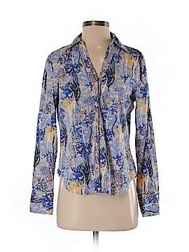 ACORN Long Sleeve Button-Down Shirt Size M