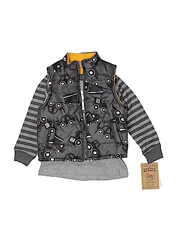 Little Rebels Vest Size 4T