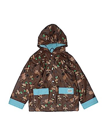 Lazy One Raincoat Size 7