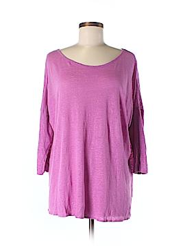 Calypso St. Barth 3/4 Sleeve T-Shirt Size XS
