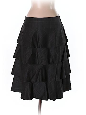 Yansi Fugel Women Wool Skirt Size 2