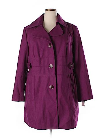 Gallery  Wool Coat Size 2X (Plus)