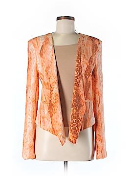 S.Y.L.K. Silk Blazer Size M
