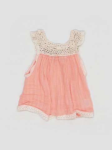 Little Cotton Dress Dress Size 3 mo