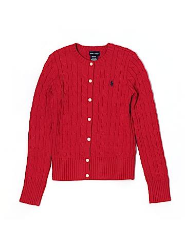 Ralph Lauren Cardigan Size M (Youth)