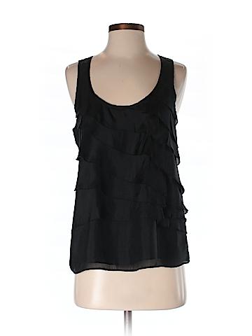Forever 21 Women Sleeveless Silk Top Size S