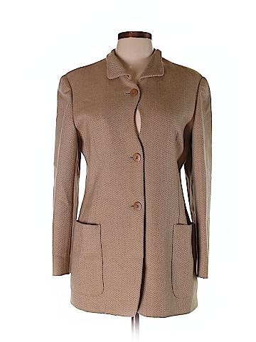 Giorgio Armani Wool Coat Size 10