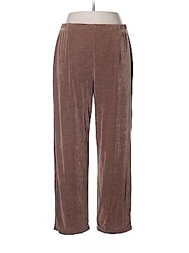 Laura Ashley Casual Pants Size 1X (Plus)