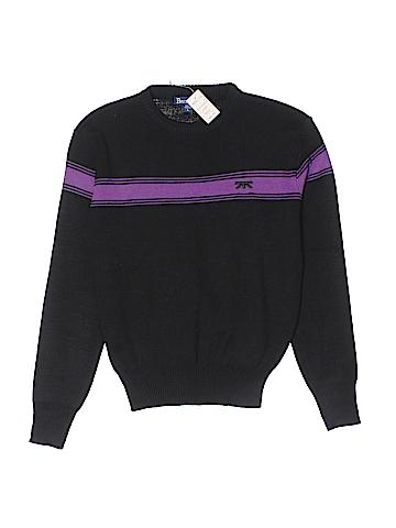 Brittania Pullover Sweater Size L