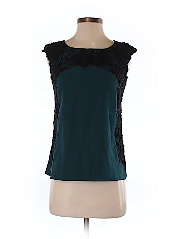Ann Taylor Sleeveless Blouse Size S (Petite)
