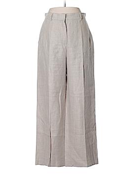 Max Mara Linen Pants Size 8