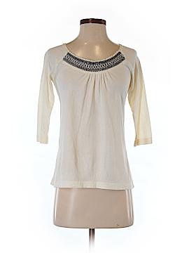Ann Taylor LOFT 3/4 Sleeve Top Size S (Petite)