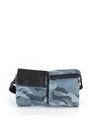 G.I.L.I. Women Leather Crossbody Bag One Size