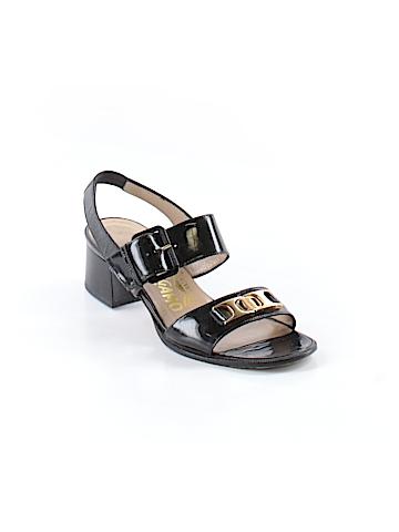 Salvatore Ferragamo Heels Size 4