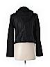 Aeropostale Women Faux Leather Jacket Size L