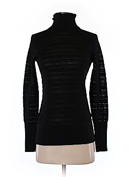 Worth New York Women Silk Pullover Sweater Size P (Petite)