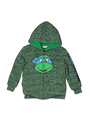 Nickelodeon Zip Up Hoodie Size 6