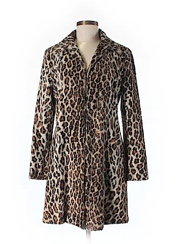 Prague Faux Fur Jacket Size S