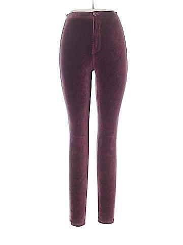 American Apparel Velour Pants Size L