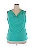 DressBarn Women Sleeveless Blouse Size 2X (Plus)