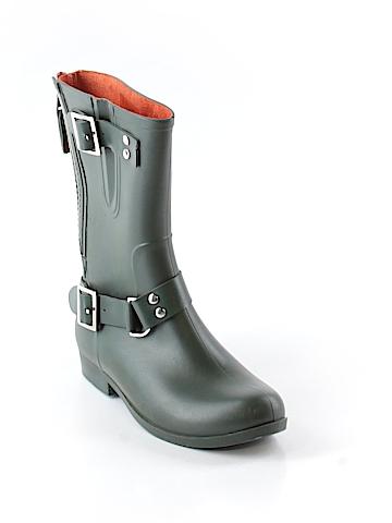 Steve Madden Rain Boots Size 6