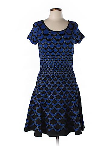 Diane von Furstenberg Cocktail Dress Size L