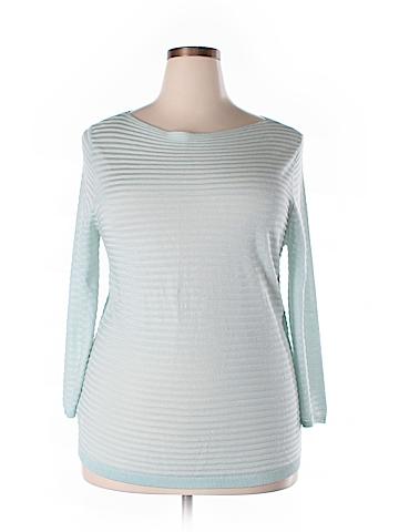 Ann Taylor LOFT 3/4 Sleeve Top Size XL