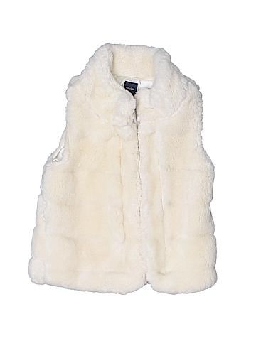 Baby Gap Faux Fur Vest Size 3T
