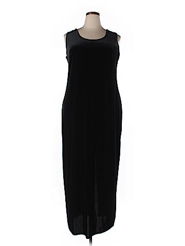 Onyx Nite Casual Dress Size 24 (Plus)