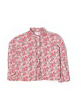 Room Seven Long Sleeve Blouse Size 110 (CM)