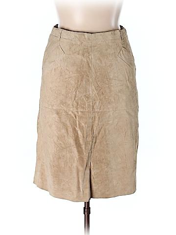 Isaac Mizrahi for Target Leather Skirt Size 14